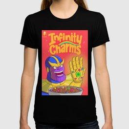 Infinity Charms T-shirt