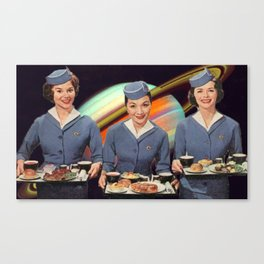 Interstellar Service  Canvas Print