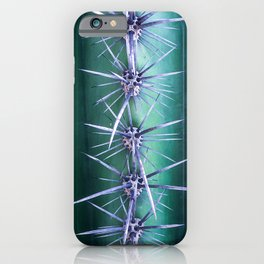 Can't Touch This - Saguaro Cactus iPhone Case