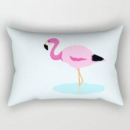 Andean flamingo Rectangular Pillow