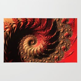 Inferno Rug
