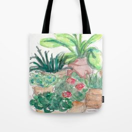 Plants! Tote Bag