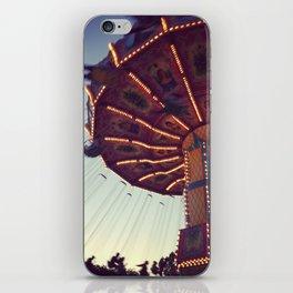 Fair Swings iPhone Skin