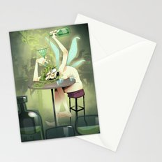Absinthe Stationery Cards