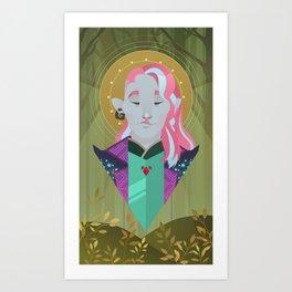 M9 – Caduceus Art Print