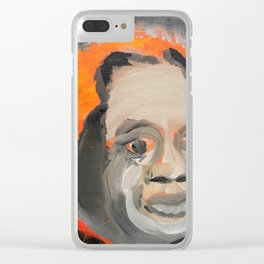 1890 1945 1998 2018 Clear iPhone Case