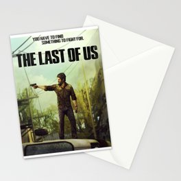 The Last of Us Joel Action Figure Stationery Cards