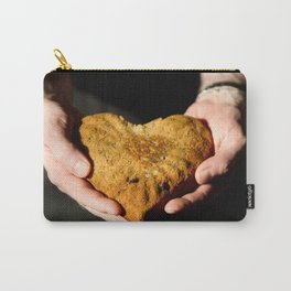 He has my heart Carry-All Pouch