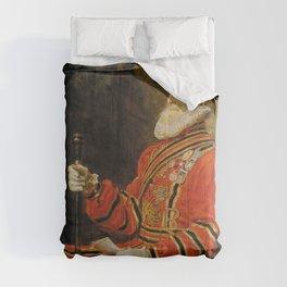 John Everett Millais - The Yeoman of the Guard Comforters