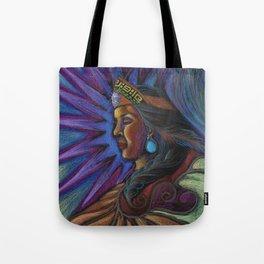 Cihtli - Higher self portrait Tote Bag