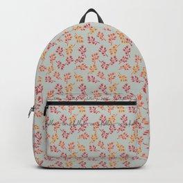 Summer Rose Hips Backpack
