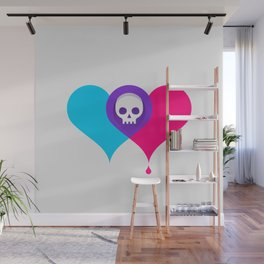 A Death-Marked Love Wall Mural