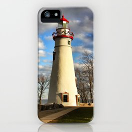 Marblehead Lighthouse iPhone Case