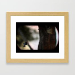 THE OBVIOUS CHILD PRINT #3 Framed Art Print