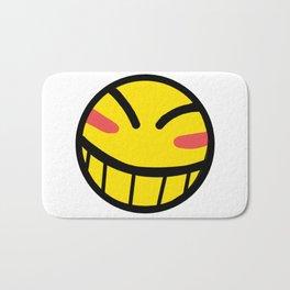 Cowboy Bebop - Hacker Smile Bath Mat