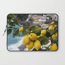 Citrus of Positano Laptop Sleeve