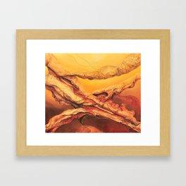 earthlayers Framed Art Print