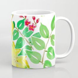 Starfruit Season Coffee Mug