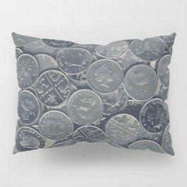 Coins Pillow Sham