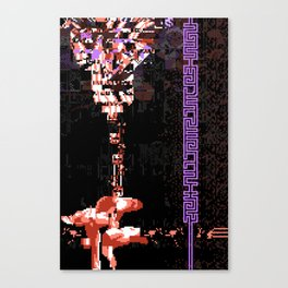 POSTMODERN REPRESENT: Chaos Is Beauty Canvas Print