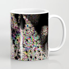 Abstract Animal - Cheetah Coffee Mug