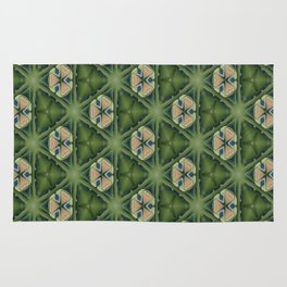 Kiwi Lime Pie Design Rug