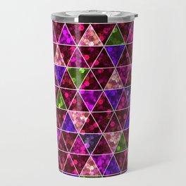 Bright glitter. Travel Mug
