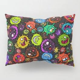 Bacterial Allergy Outbreak Pillow Sham