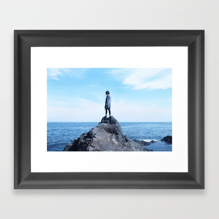 Borderless (2) Framed Art Print