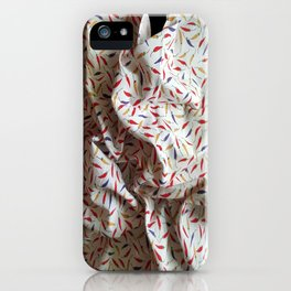HANDKY CHILLI iPhone Case