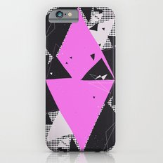 Exploding Triangles//Eight iPhone 6s Slim Case