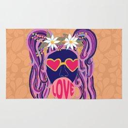 Love Blows Rug