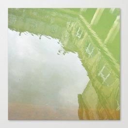 Curses: Absinthe Canvas Print