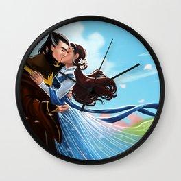 AU Wall Clock