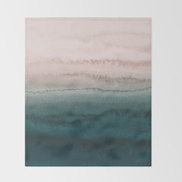 WITHIN THE TIDES - EARLY SUNRISE Throw Blanket