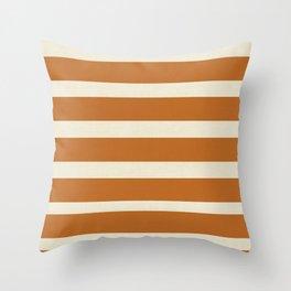 Spiced Autumn Throw Pillow