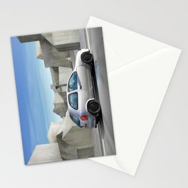 Is that concrete all around or is it in my head? Stationery Cards
