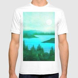 Lake Morning T-shirt