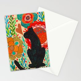 Sometimes My Love Is A Wild Thing Stationery Cards