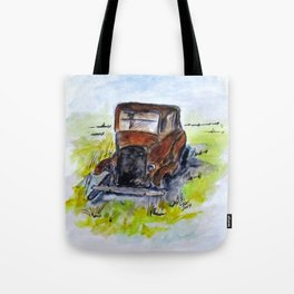 Once King Tote Bag