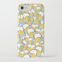 beer iPhone & iPod Cases featuring Beer! by Chris Hoffmann Design