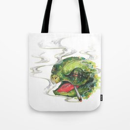 Wait... What?  Tote Bag