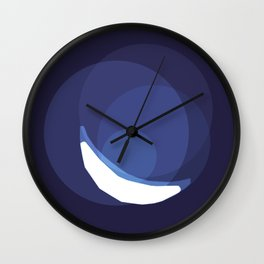 True Moonlight Wall Clock