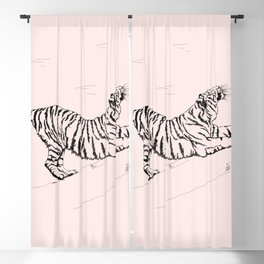 Tiger and Sun I. Blackout Curtain