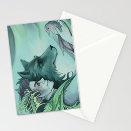 The Forest Prince Stationery Cards