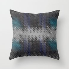Electric Energy Throw Pillow