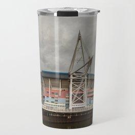 Principality Stadium, Wales Travel Mug