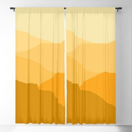 Dunes Blackout Curtain
