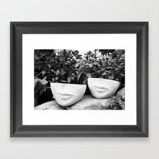 Sightless Framed Art Print