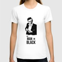 johnny cash T-shirts featuring Johnny Cash by Ignacio Pulido